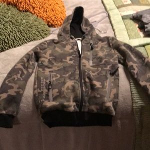 Other - Camo Hoodie.